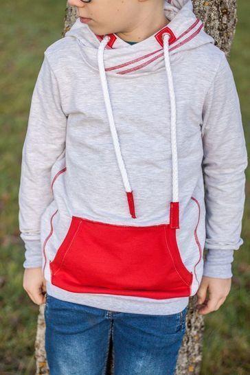 Teen Hood(t)ino / Anleitung + Schnittmuster bei Makerist - Bild 1
