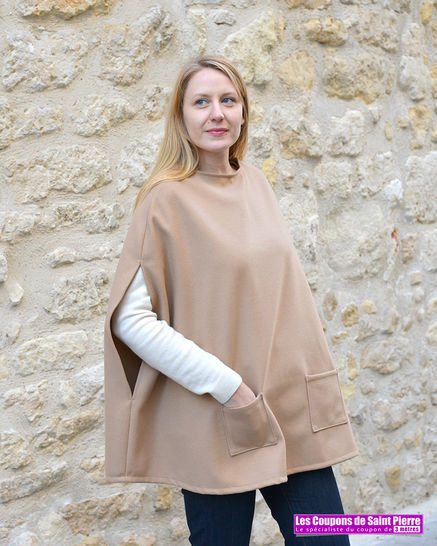 DIY - Une cape Anvers en caban chez Makerist - Image 1