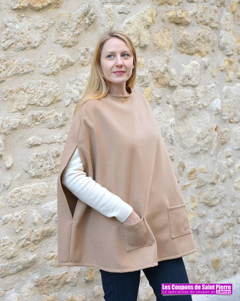 DIY - Une cape Anvers en caban