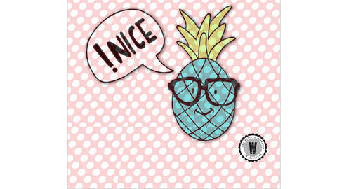 PLOTDATEI • ANANAS NICE