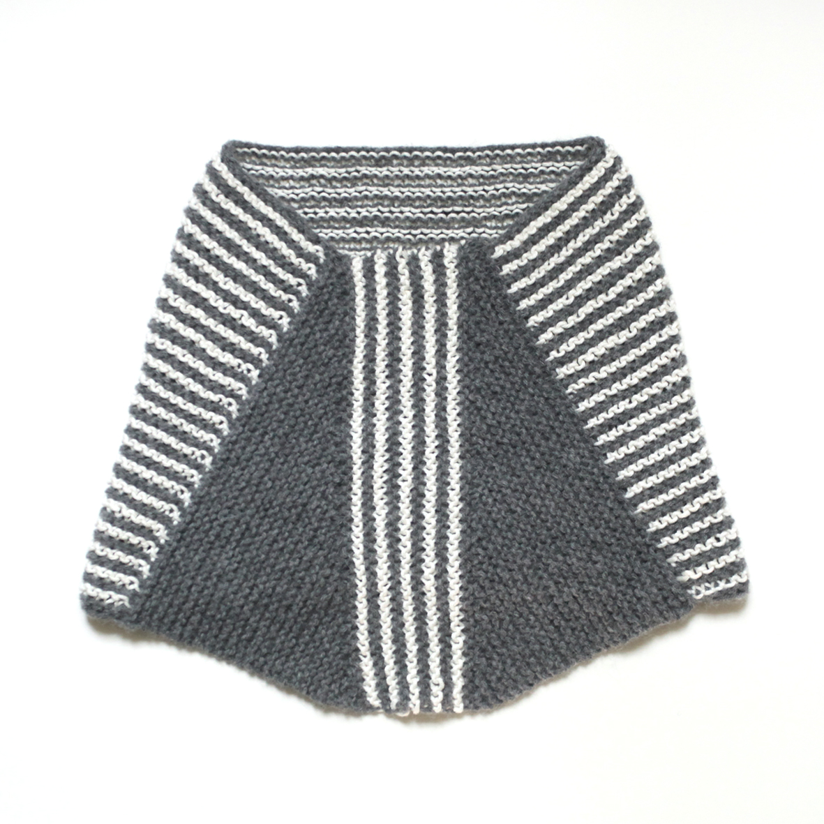 COWL SUZANNE / Knitting Pattern