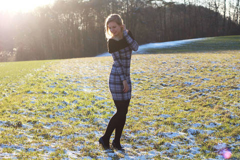 Valentine Dress Schnittmuster & Anleitung by Sewera