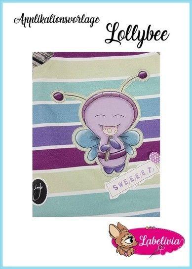 Applikationsvorlage Lollybee bei Makerist - Bild 1