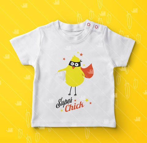 Super-Chick - Cutting file at Makerist