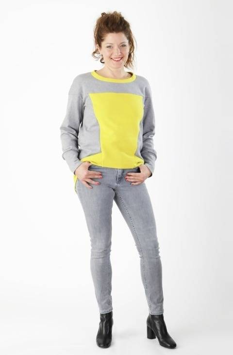 Shirt Sue - Patron de couture et instruction en Anglais et en Allemand chez Makerist