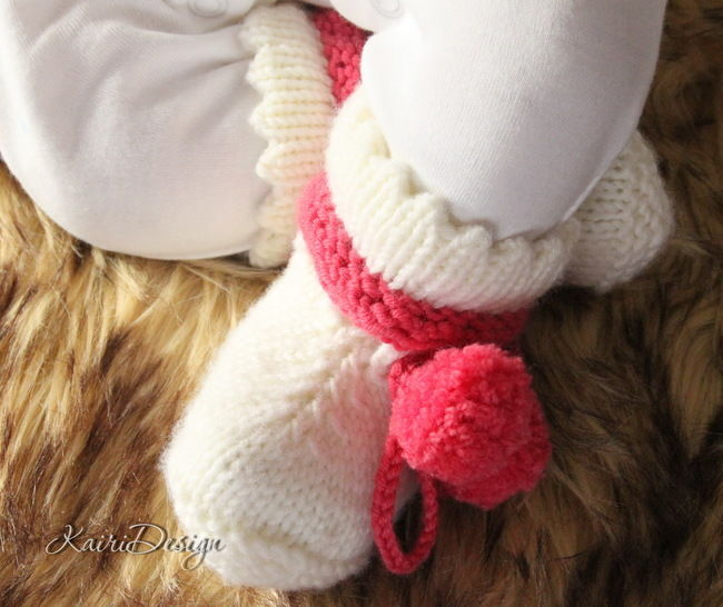 Baby booties at Makerist - Image 1