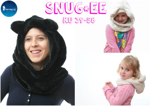 ebook snug*ee, detailed sewing and pattern in A4 PDF all sizes