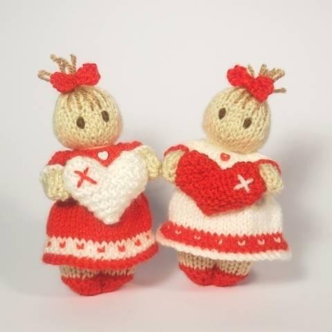 Love Hearts Bitsy Baby Doll at Makerist