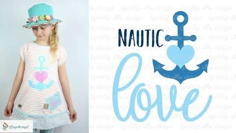 "Plotterdatei ""Nautic Love"""