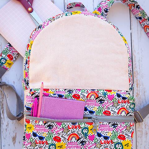 Le sac à dos LOOPY Taille 2 (à partir de 6 ans/ados)