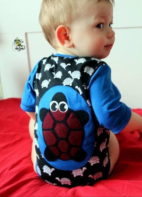 Applivorlage/Ebook + Plottdesign - Schildkröte bei Makerist