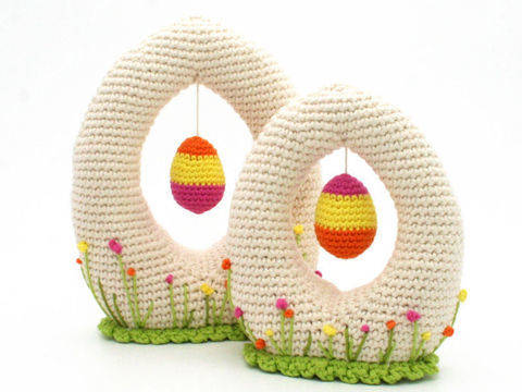 Hello Spring - Crochet Pattern at Makerist