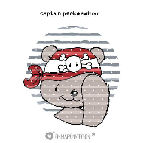 emmapünktchen ® - peek-a-boo plotterdatei