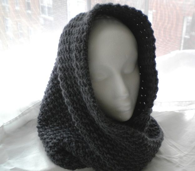 Enchanted Cowl-Hood- Crochet Pattern at Makerist - Image 1