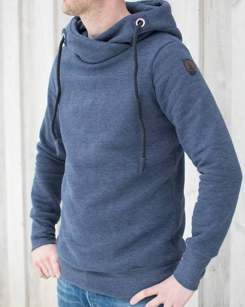 Mister Hood(t)ino/Hoodie Pullover Anleitung + Schnittmuster