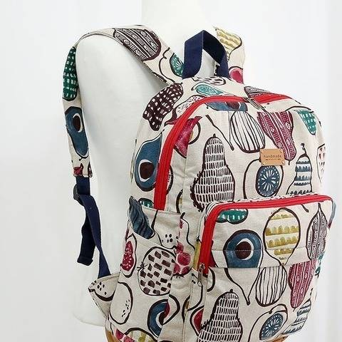 Byron School Backpack PDF Pattern (#2662) at Makerist