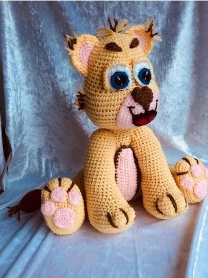 Tuto Lilo le lionceau crochet chez Makerist - Image 1
