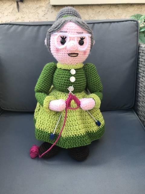 Tuto mamie tricote crochet chez Makerist