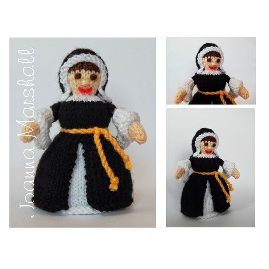 Catherine of Aragon Doll  at Makerist - Image 1