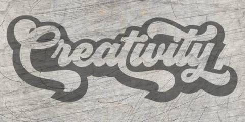 """""""Creativity"""" Plotterdatei"""