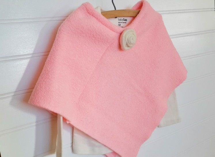 Evie PONCHO - Sewing Pattern at Makerist - Image 1
