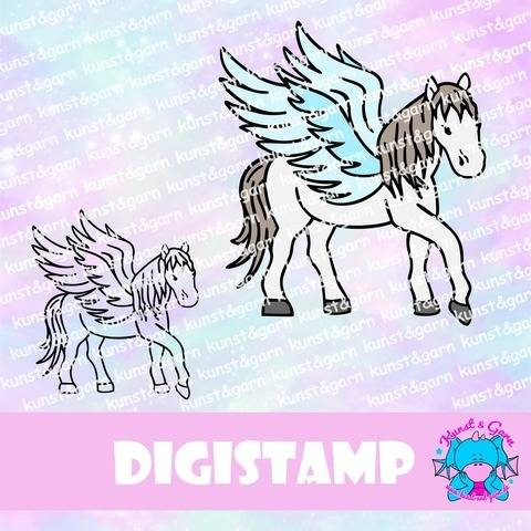 Digistamp Pegasus