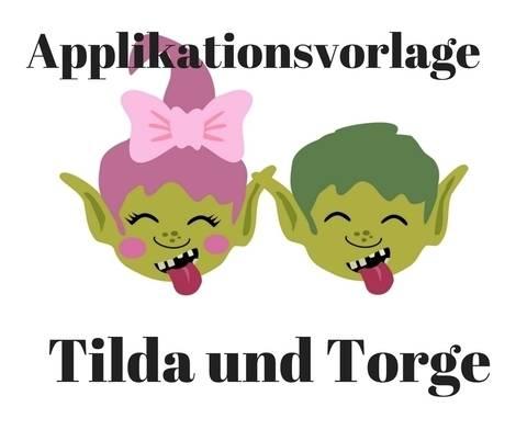 Tilda & Torge Troll Applikationsvorlage