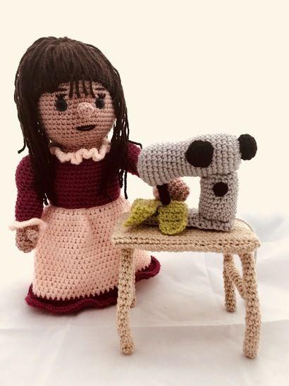 Tuto couturière crochet chez Makerist - Image 1