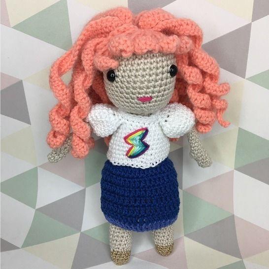 Cassy, patron de crochet, Amigurumi chez Makerist - Image 1