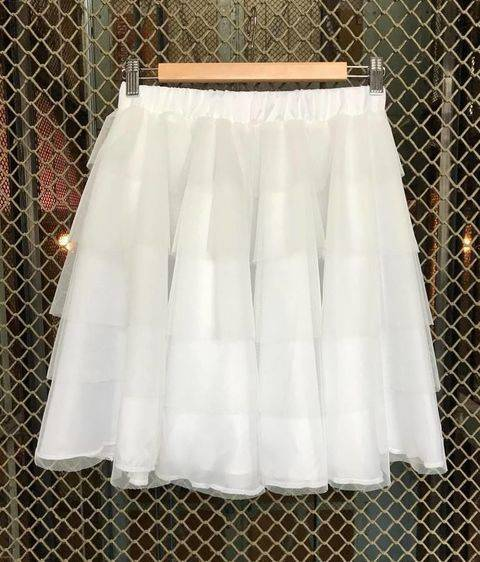 Tulle Skirt Tyllili Feather-Light Tiered Skirt