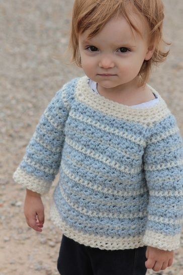 Aurora Sweater - crochet at Makerist - Image 1