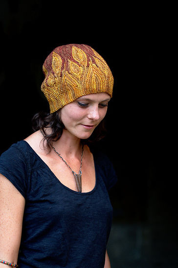 Azula hat - knitting pattern at Makerist - Image 1