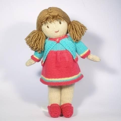 Summer Josie Doll at Makerist
