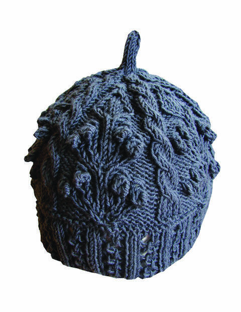 Eireen Hat - written tutorial to knit this hat - english bei Makerist