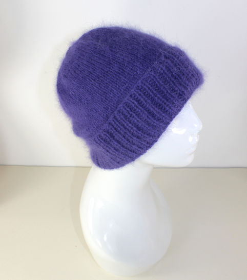 Fluffy Beanie at Makerist - Image 1