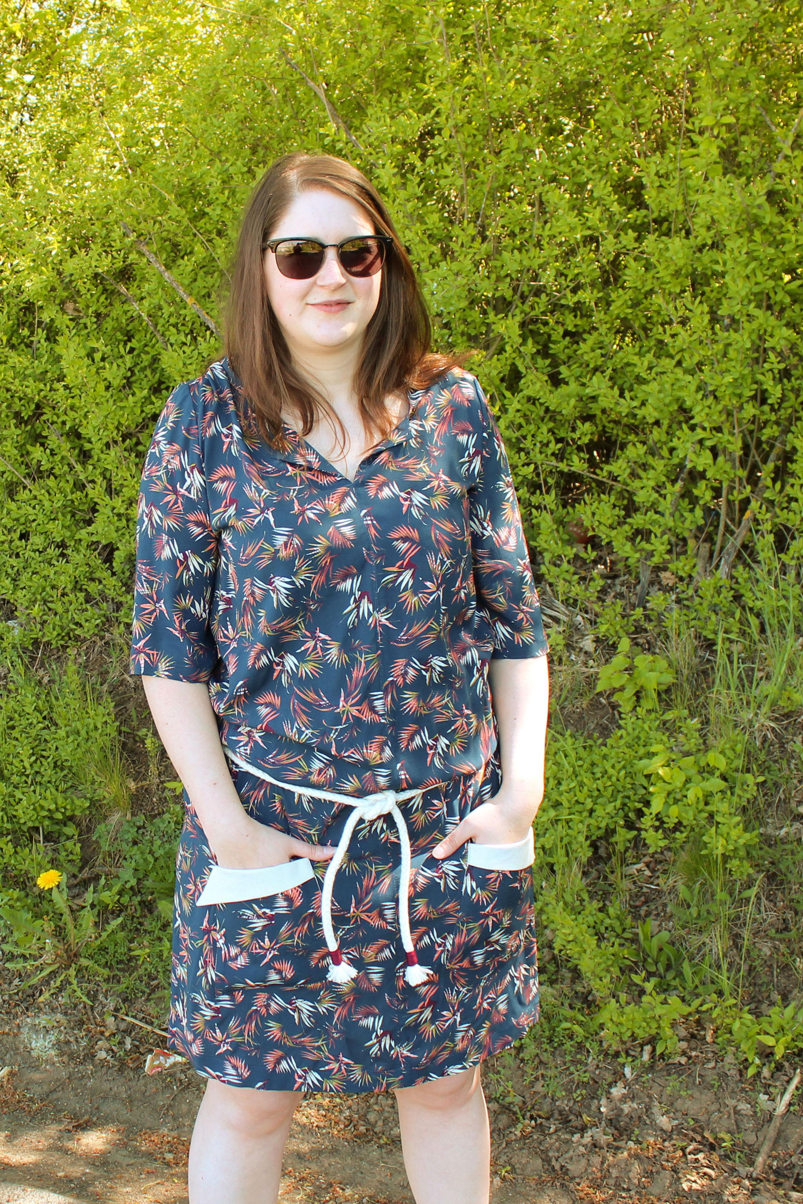 Ebook Blusenkleid Melitta