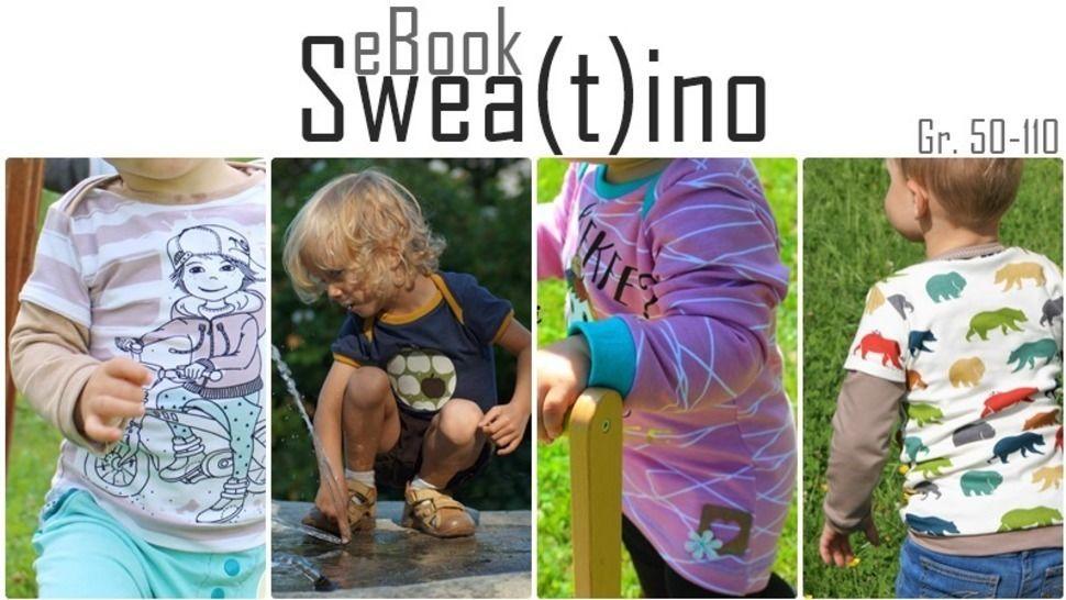 Sweatino / Shirt Body / Anleitung + Schnittmuster bei Makerist - Bild 1