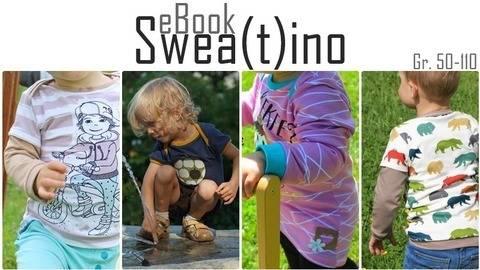 Sweatino / Shirt Body / Anleitung + Schnittmuster bei Makerist