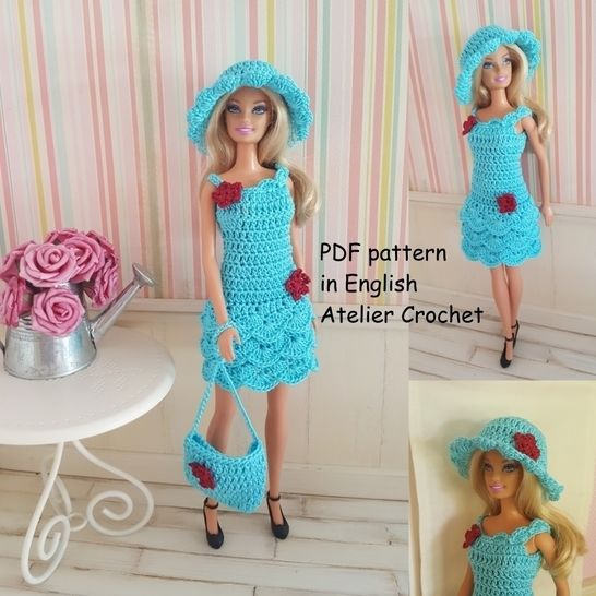 """Berenice"" for Barbie at Makerist - Image 1"