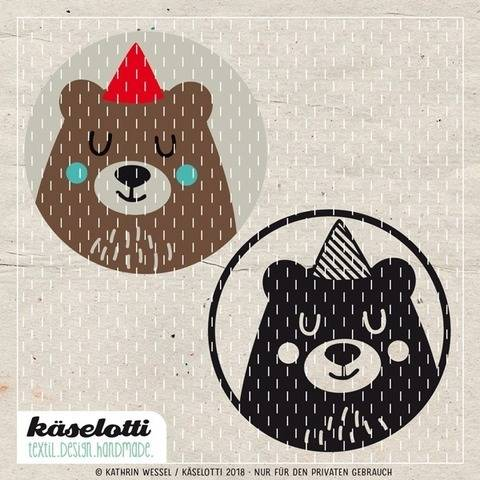 cutting file bubble bear