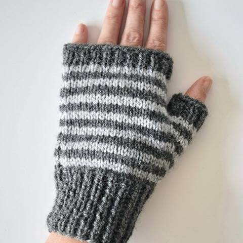 Simple Mitts