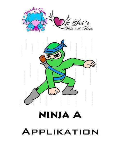 Applikationsvorlage Ninja 1 (A)