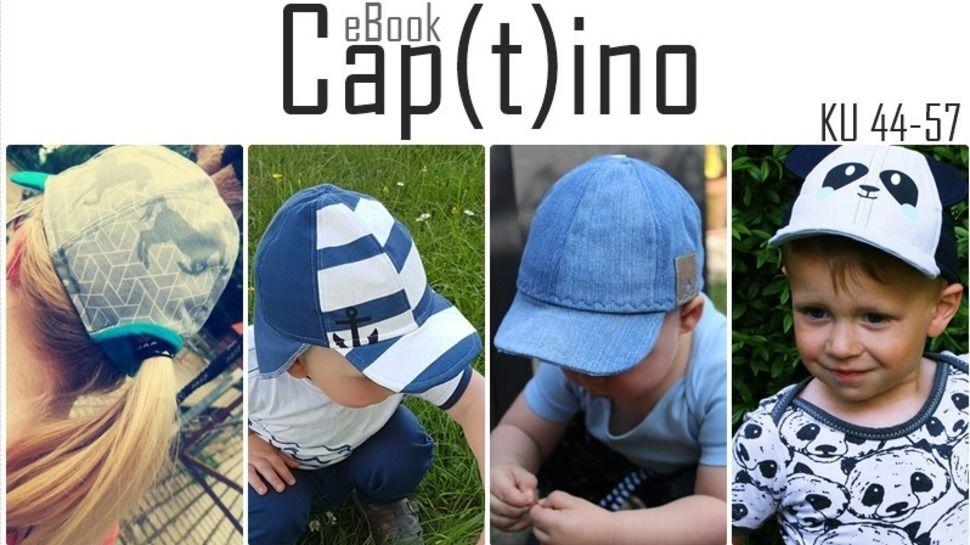 Captino / Anleitung+Schnittmuster bei Makerist - Bild 1