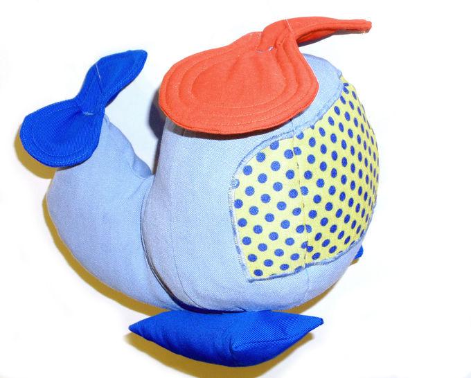 Ebook Kuschel Hubschrauber Nähanleitung Schnitt Kuscheltier Spielzeug Teddy bei Makerist - Bild 1
