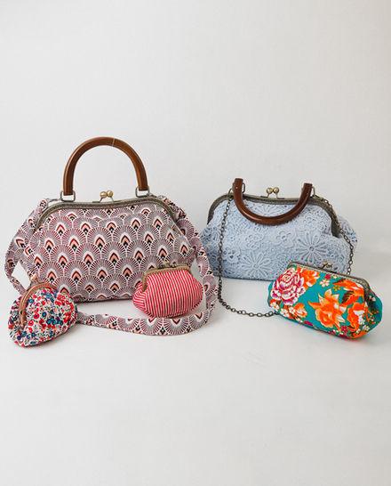 Marcel 3 patrons ( porte-monnaie + pochette + sac) chez Makerist - Image 1