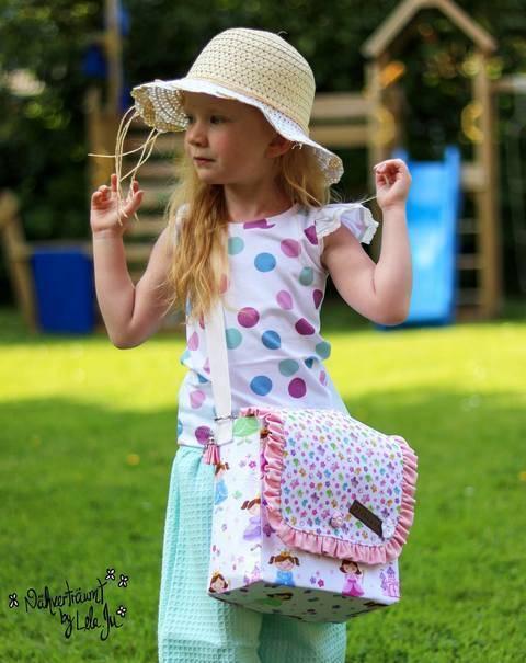 Puppieinfach Tasche - für Kinder und Erwachsene bei Makerist
