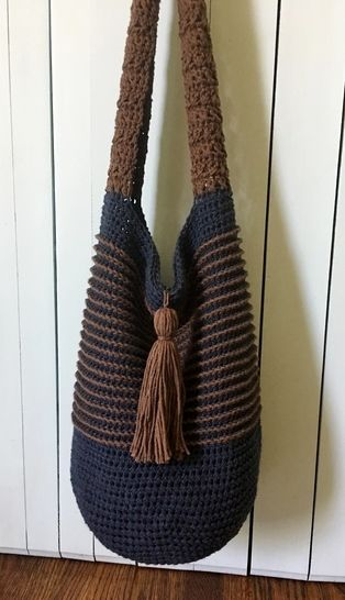 Crochet Bag Pattern (That's Some Sexy Sac) at Makerist - Image 1