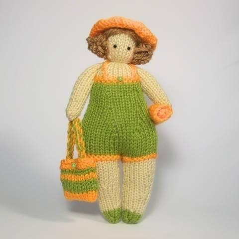 Tilda Doll Sarah at Makerist