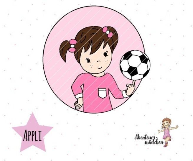 Fussball Jule Applikation bei Makerist - Bild 1