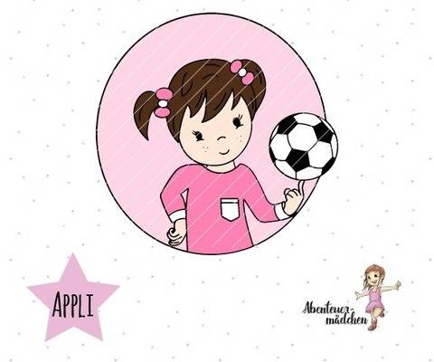 Fussball Jule Applikation